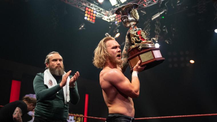WWE NXT UK results: July 15, 2021