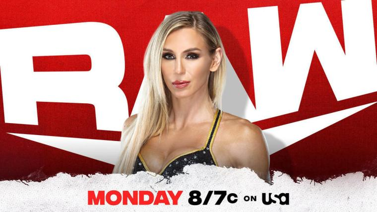 Charlotte Flair set to provide a medical update on Raw