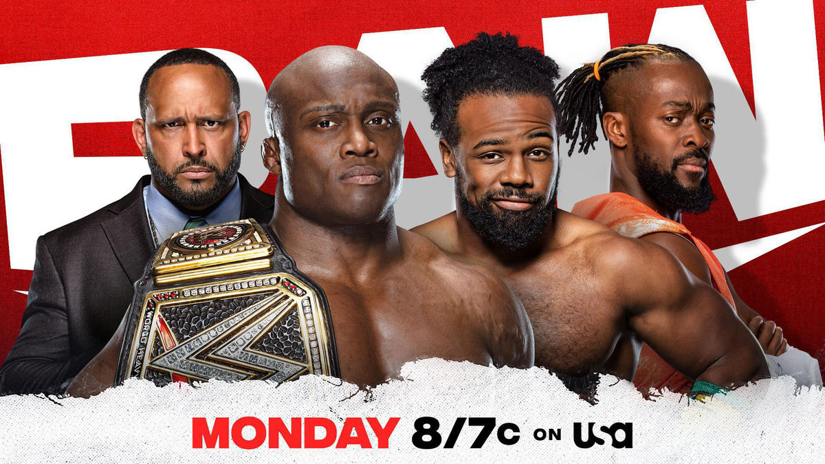 Xavier Woods ready to get his one-on-one match against Bobby Lashley