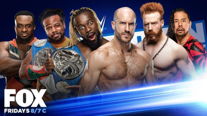 WWE स्मैकडाउन प्रीव्यू (16/10/20): रोमन रेन्स-स्ट्रोमैन;  नया दिन विदाई १