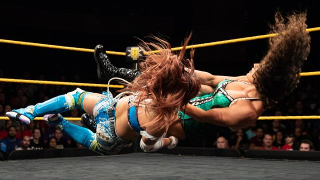 WWE NXT photos: Sept. 26, 2018