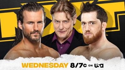 WWE NXT Preview for 3/24/21