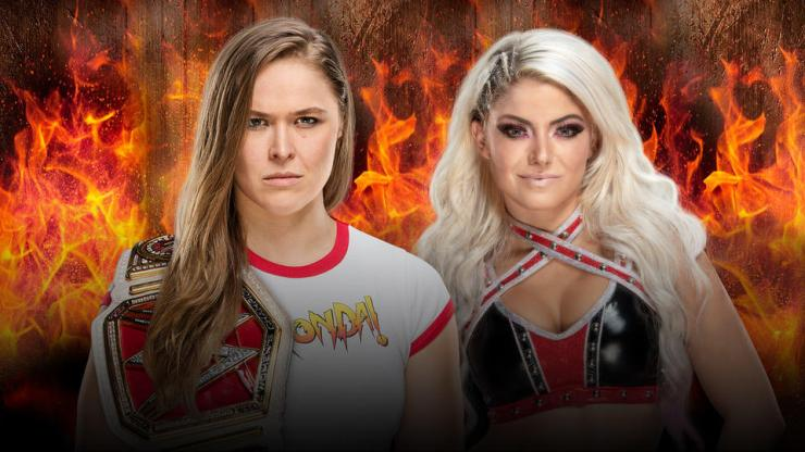 WWE Hell in a Cell 2018 preview/predictions