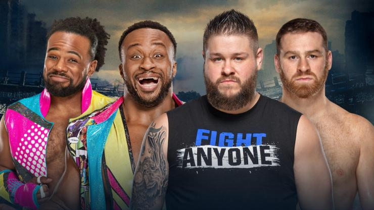 WWE Stomping Grounds preview and predictions