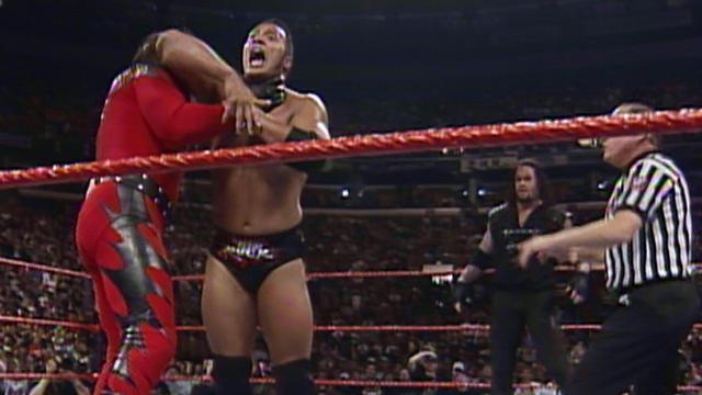 The Rock vs. Undertaker - Deadly Game Tournament Semi-Finals Match: Survivor  Series 1998 | WWE