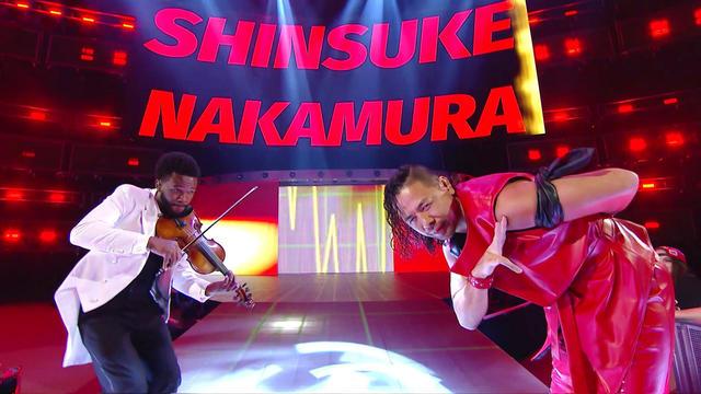 Image result for Shinsuke Nakamura on SmackDown Live