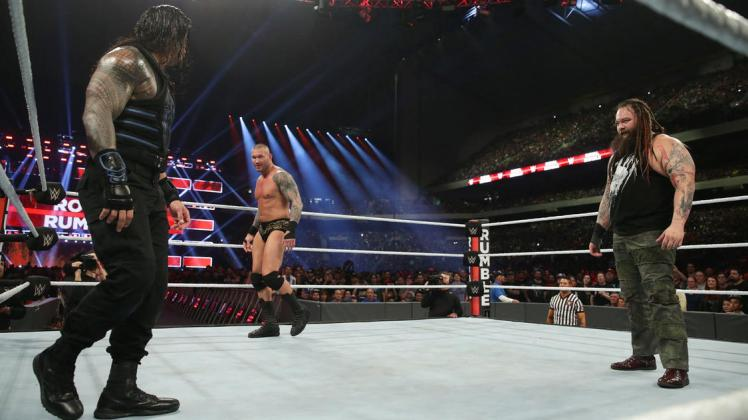 Royal Rumble results: Randy Orton wins the big one while three new champions are crowned