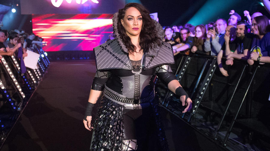 Image result for WWE Nia Jax