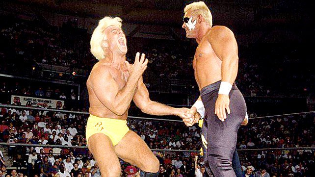 Flair e Sting