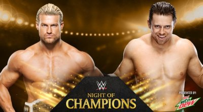 Intercontinental Champion Dolph Ziggler vs. The Miz at Night of Champions