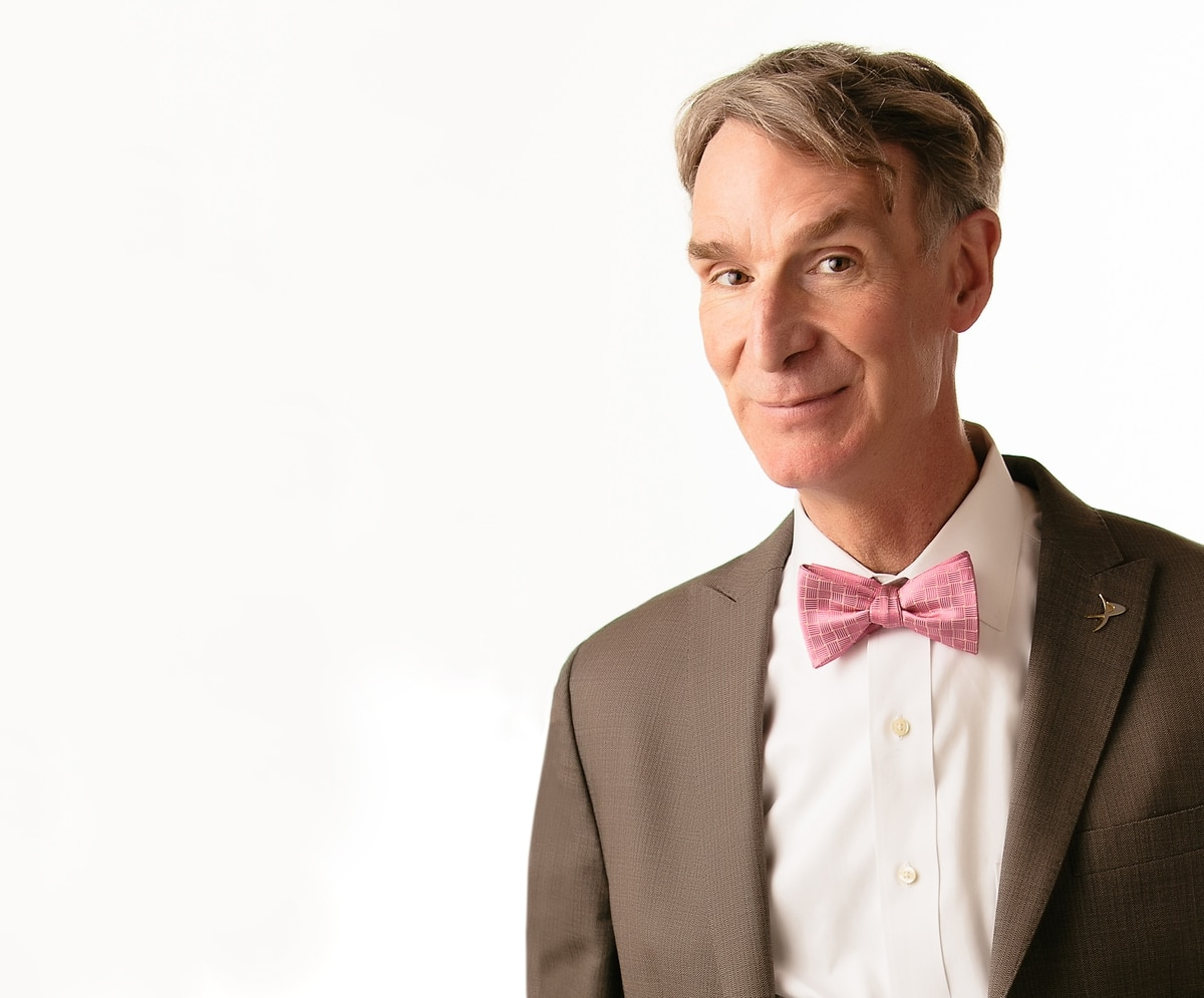Five Questions For Bill Nye The Science Guy