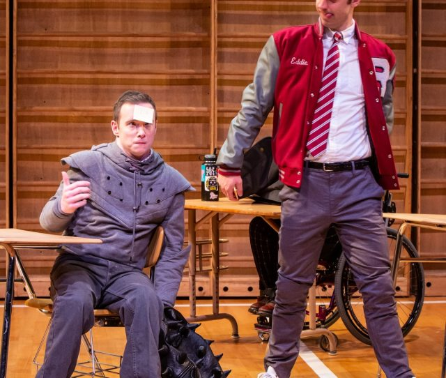 Artists Reps Teenage Dick Is A Bold Revision Of Shakespeares Richard Iii