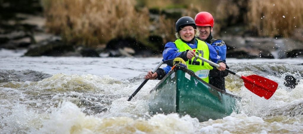 Open Canoe Course Dublin