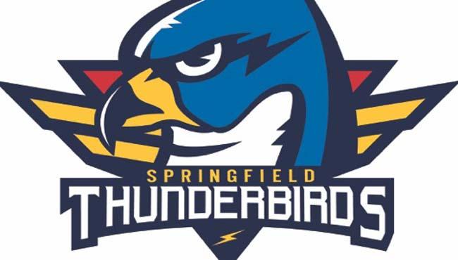 springfield thunderbirds logo_411359