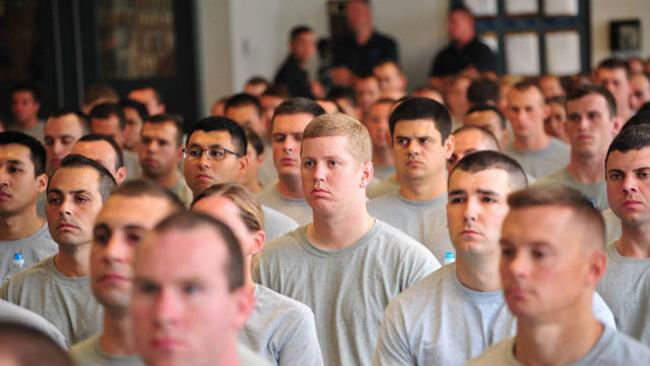 240 recruits begin training to become Massachusetts State