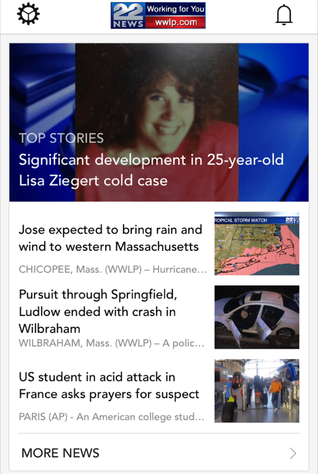 Upgrade to the new WWLP News App