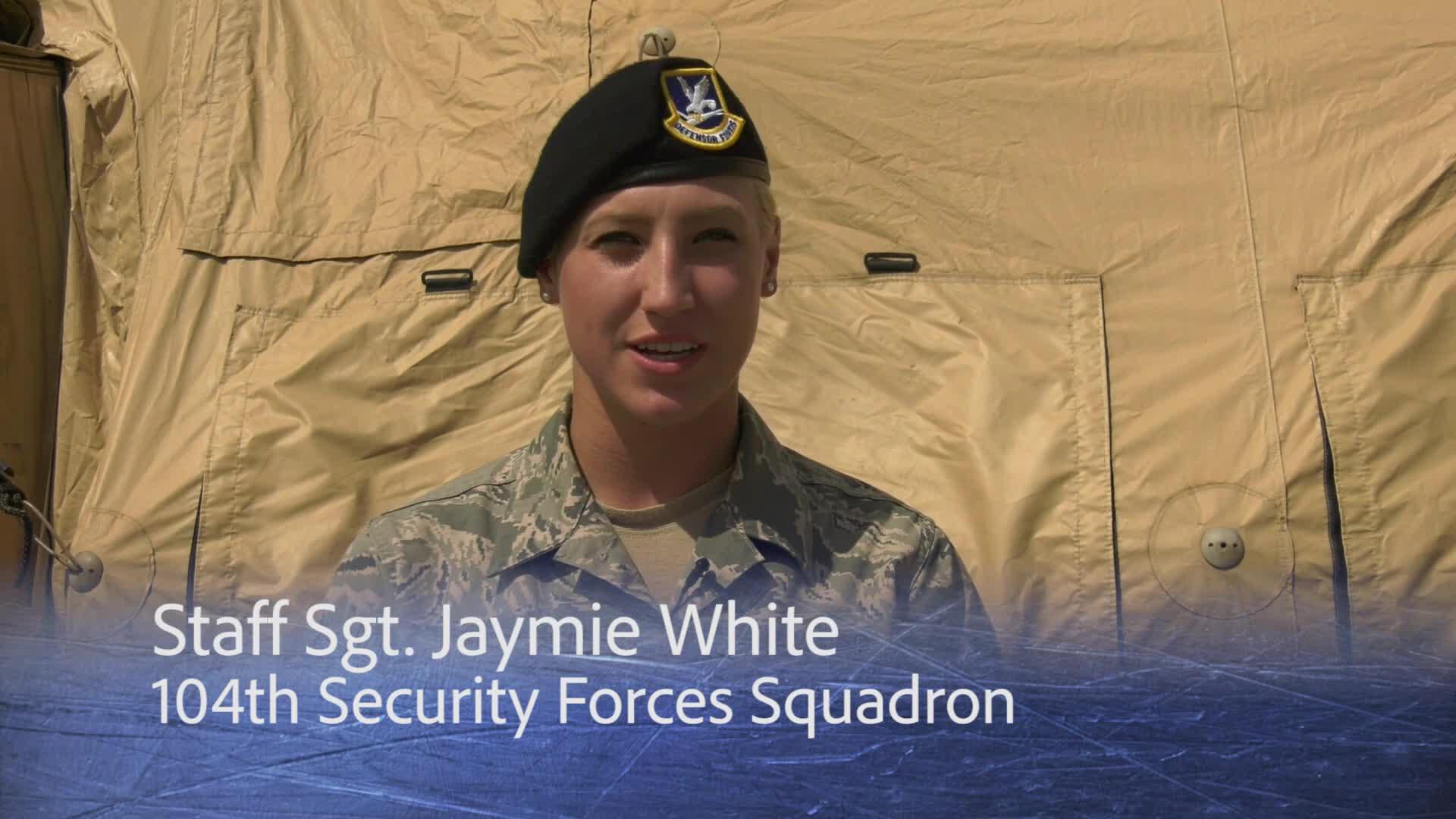 Staff Sgt. Jaymie White_745252