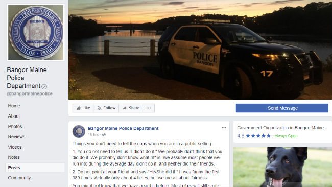 Bangor Maine Police Department_748978