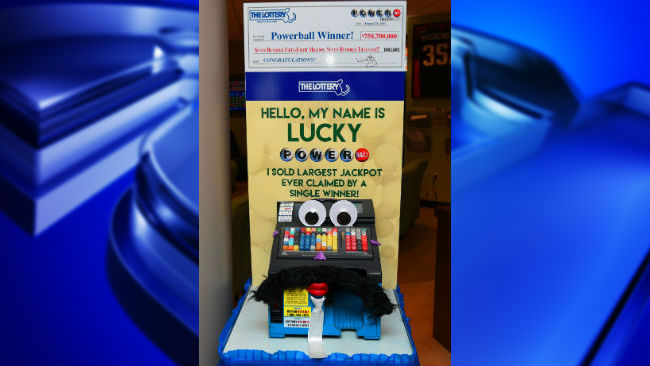 Lucky the lottery terminal_745370