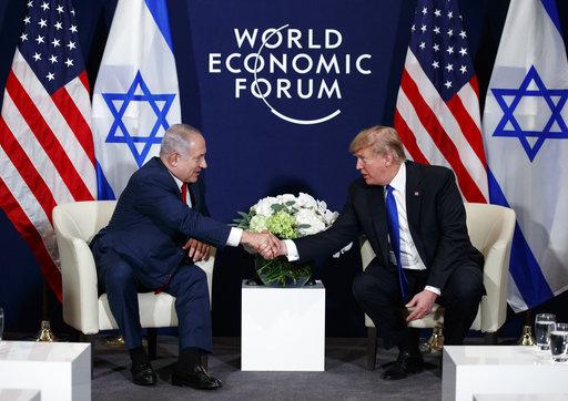 Donald Trump, Benjamin Netanyahu_786125