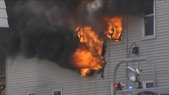 Springfield fire
