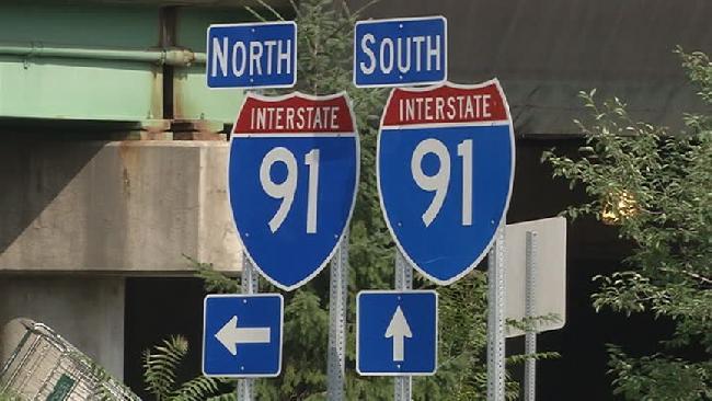 i-91 Sign