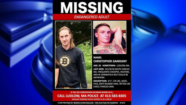 Police still searching for missing Ludlow man