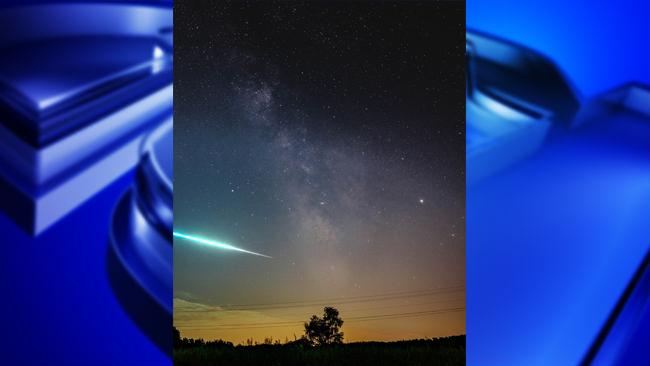 Fireball sighting in New England   WWLP