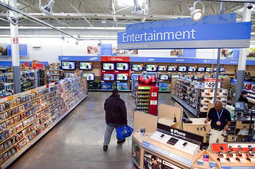 Walmart pulls violent game displays but will still sell guns – WWLP