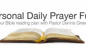 Prayer Points from Gen 24 and Matt 16