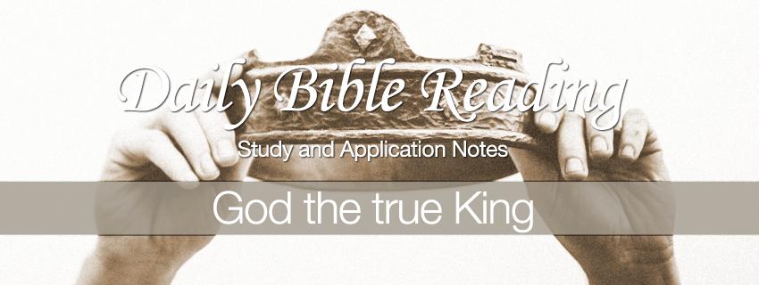God-the-true-King