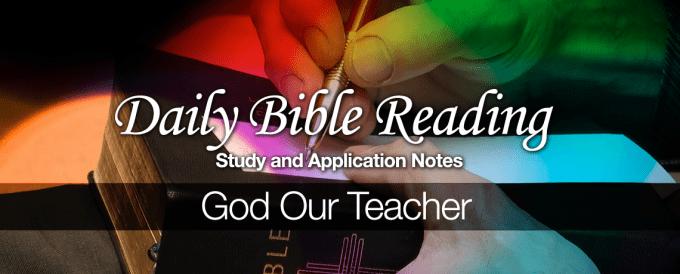 God-our-teacher