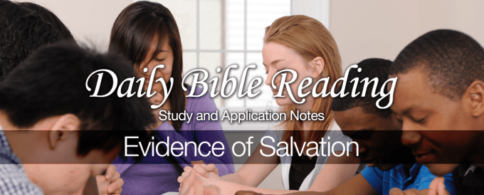 Evidence-of-Salvation