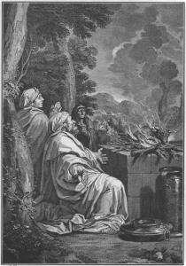 Elijah's Prayer