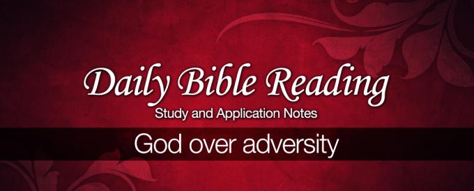 God-over-adversity