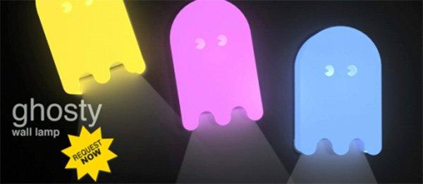 Ghosty Lampe