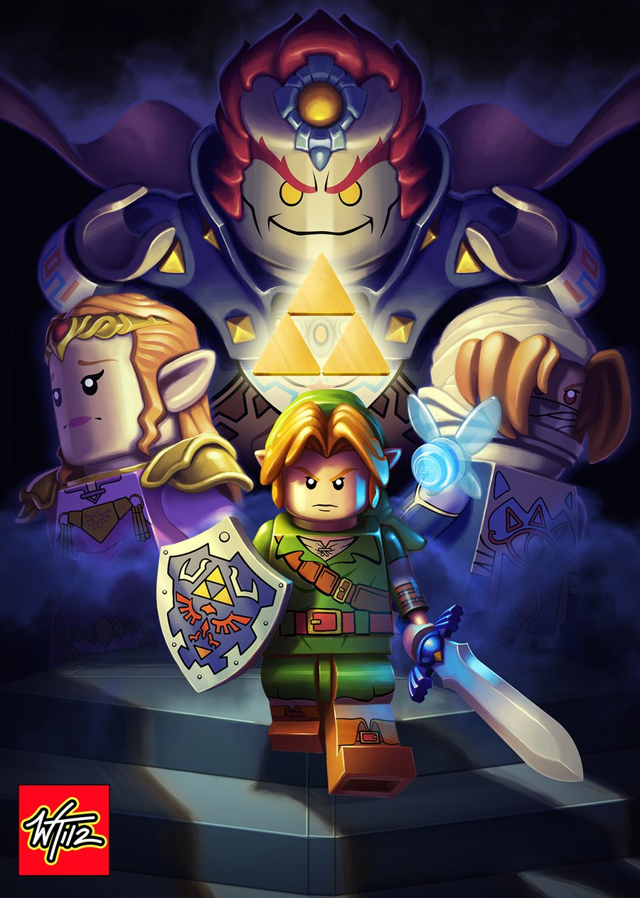 The Lego of Zelda
