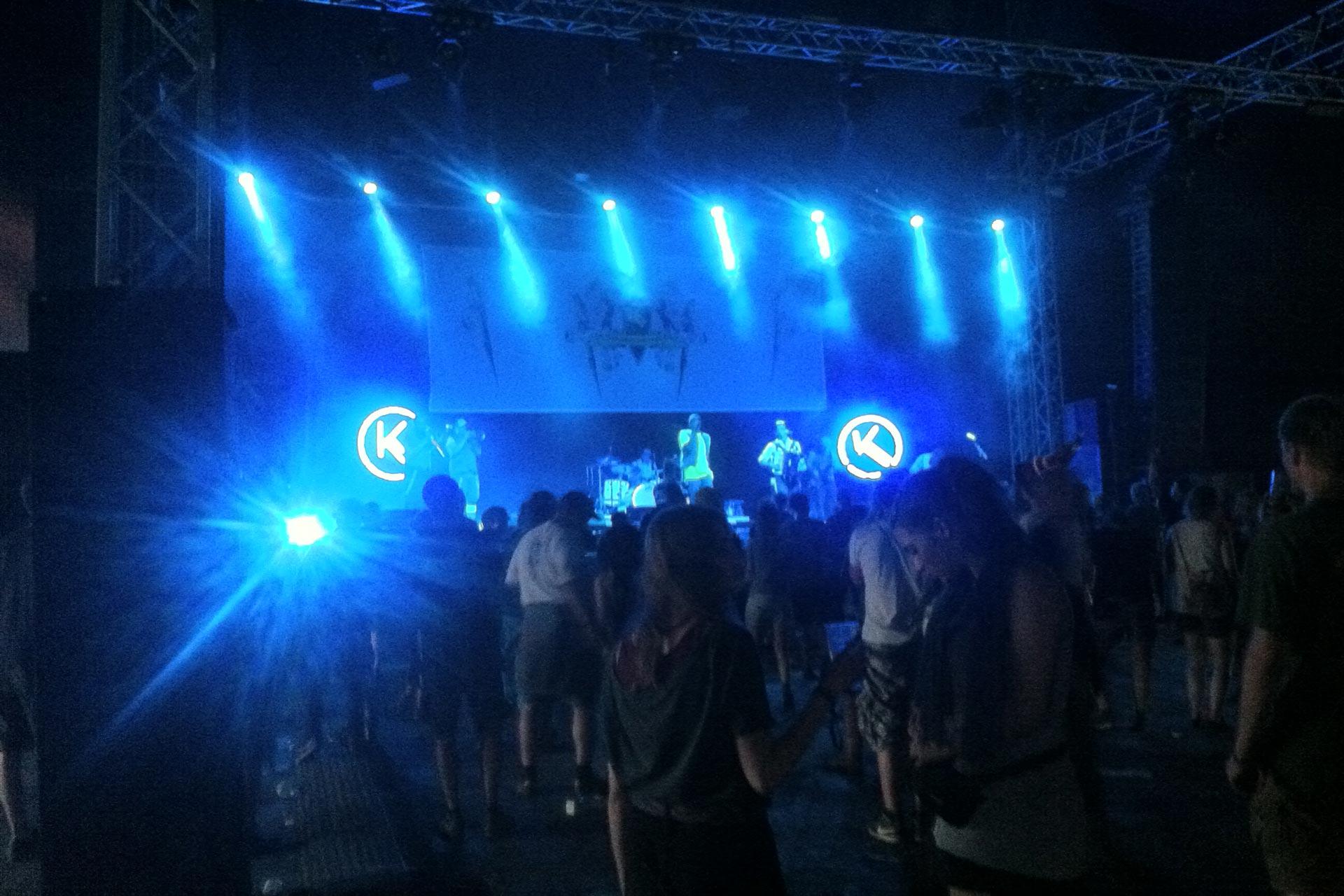 Deichbrand Festival: Kellerkommando