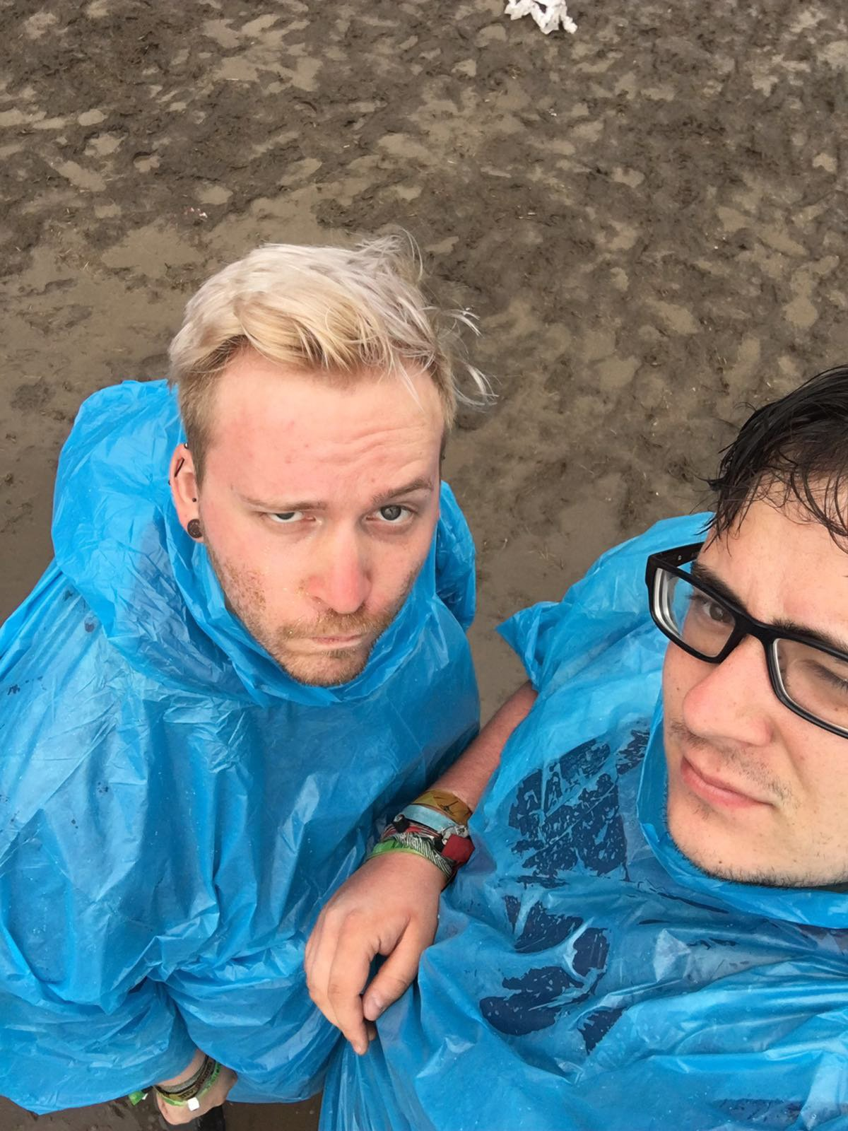 Hurricane Festival 2016: Jans im Regen