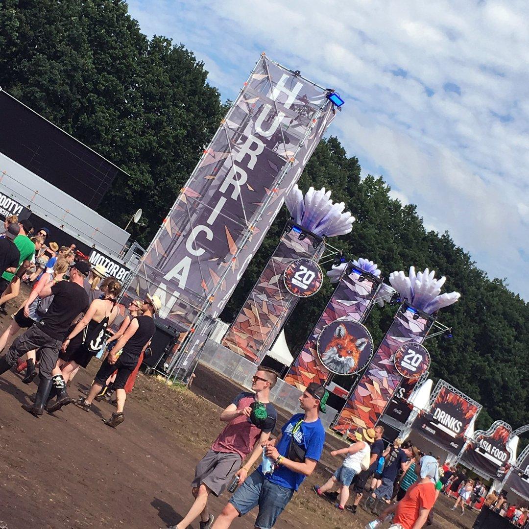 Hurricane Festival 2016: Playground