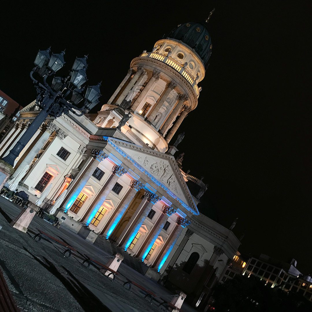 Festival of Lights Gendarmenmarkt C