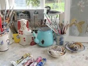 Christie Bird Talks About Keeping Sketchbooks