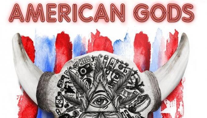 Póster para American Gods
