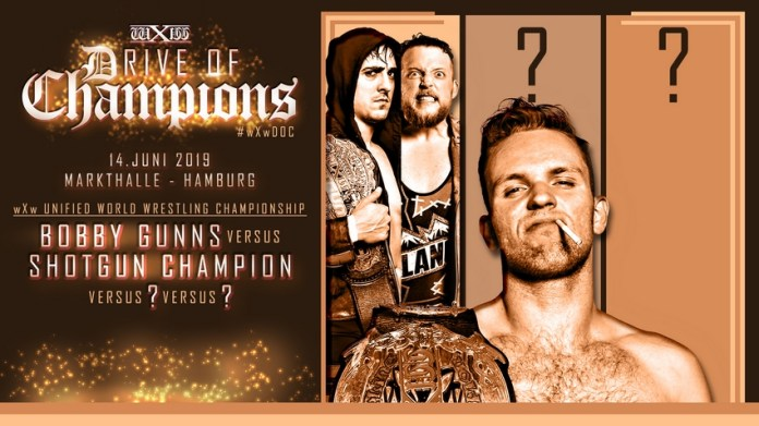 #Preview: wXw Presents Drive Of Champions