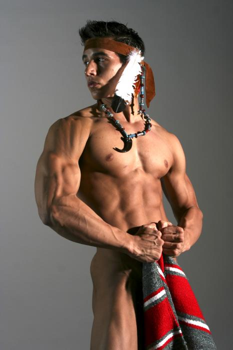 Native American--Gay