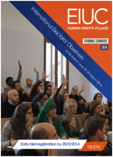 European Inter-University Centre for Human Rights and Democratisation