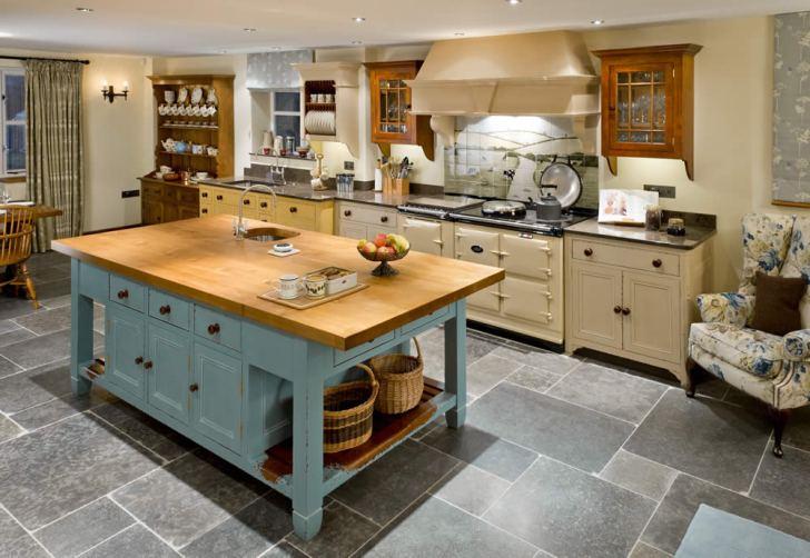 French Style Kitchens Kitchen
