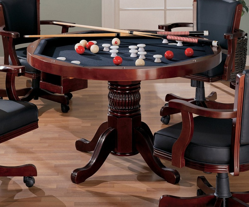 Furniture Outlet Bumper Poker Pool Table Game Table