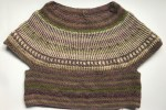 Esja Jumper in progress