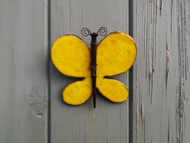Folksy Friday Butterfly